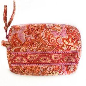 Handbags - Vera Bradley Paisley Cosmetic Travel Bag